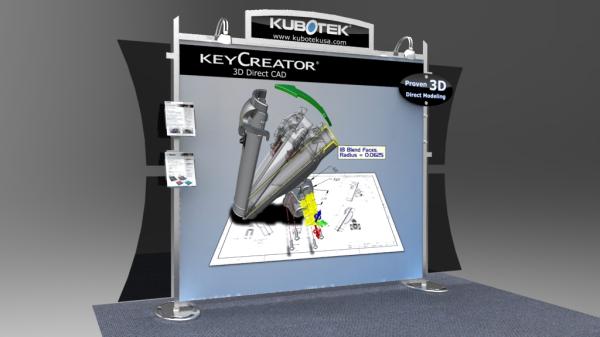 Kubotek KeyCreator 3D Direct CAD