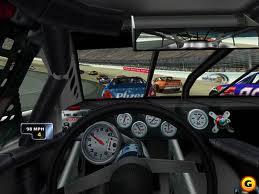 Direct3D sample race car cockpit
