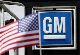 US Flag GM logo image