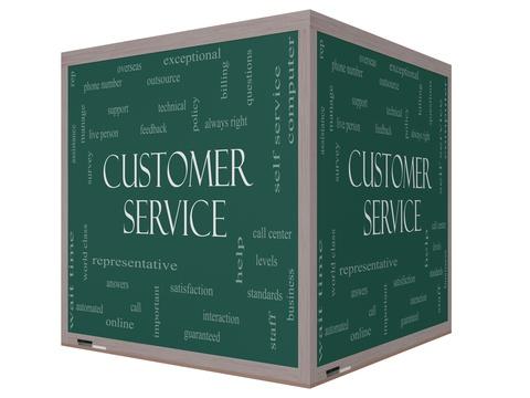 customer-service-cube
